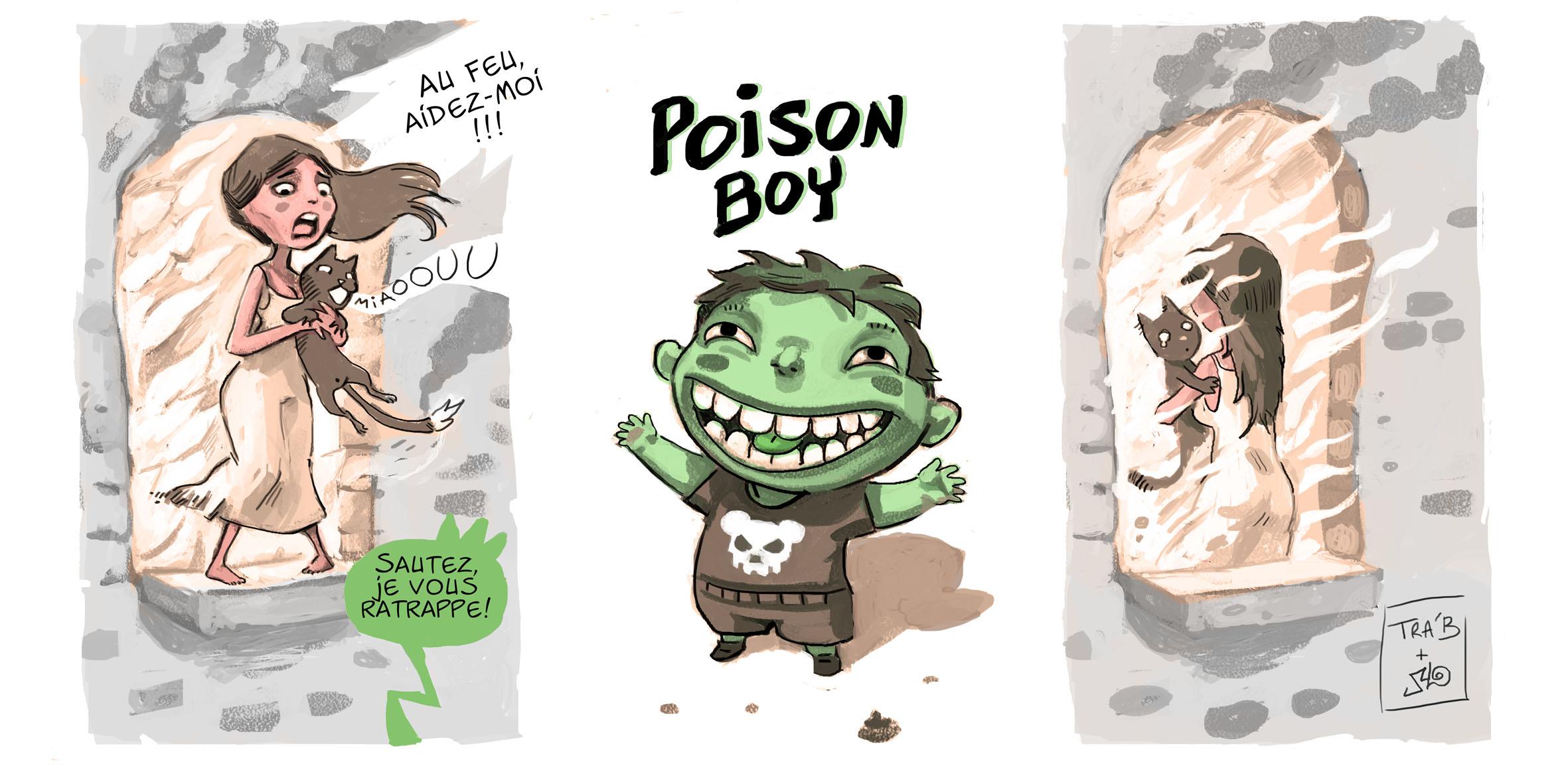 #13 poison-boy sulo
