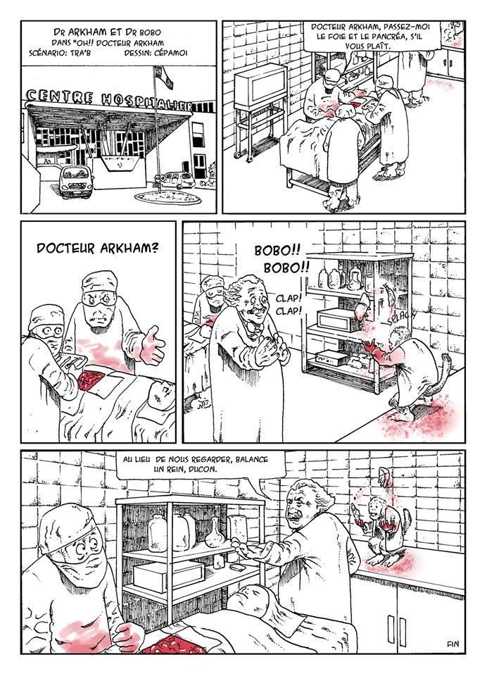 #2 Dr Bobo