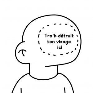Ton portrait by Tra'b